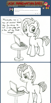 Ask Manehattan Babs #8 by wildtiel