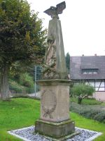 Franco-Prussian War Monument, Durbach by Rheinhard