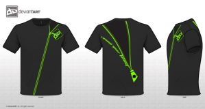 REVEAL YOUR TALENT T-shirt by sineddine