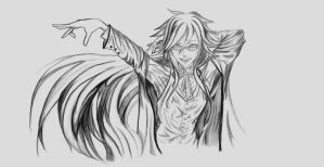 Grell Sutcliff by TheRedAuthor