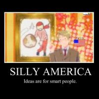 silly america by animelover0831