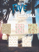 Five Patters by DulceValdes