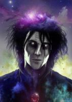 Dream - Endless - Sandman by Manguinha