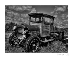 Old Jalopy by altered-states