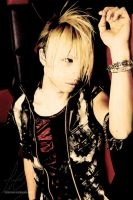 The Gazette: Reita by MsMiyavi