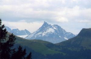Swiss Mountains 3 by Akeen7000