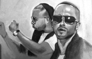 Wisin Y Yandel by karl-anthony