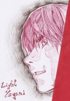 Light Yagami by Seadre