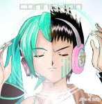Conexao Alan e Miku by hirkey