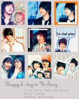 YeSung iconset by KimHanJin