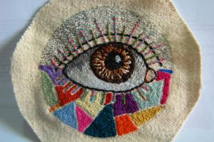 Eye by LadyOrlandoArt