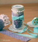 Gift in a Glass Jar by whocaresme