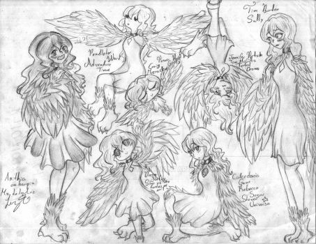 Arithia in other styles by Lucinta