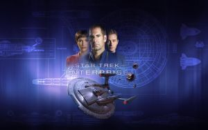 Star Trek: Enterprise by 1darthvader