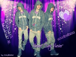 Justin Bieber Background by charyllebieber