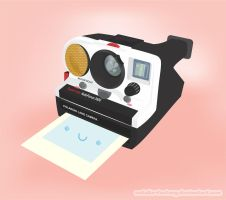 Polaroid Autofocus by natalia-factory