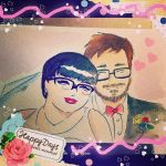 Mr and Mrs Bauer by ChibiCelina