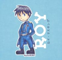 ROY :D by rockinrobin