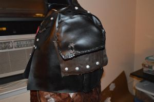 HTTYD 2 Hiccup Cosplay WIP (3) by On-Dragon-Wings