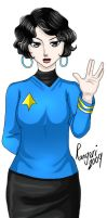 Live long and prosper by Aura-Alora