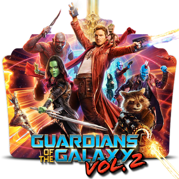 Guardians of the Galaxy vol. 2 (2017) v4 by DrDarkDoom