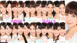 AKB48 Team A May 2013 (updated) by jm511