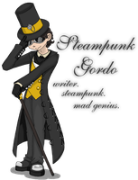 Steampunk ID by vincents-child