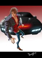 Knight Rider by theFranchize