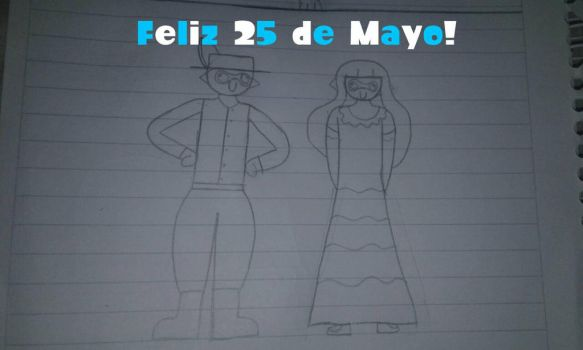 Feliz 25 de Mayo! by NTD-Secondary