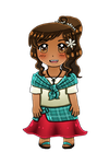 [HETAOC] Chibi Philippines by melonstyle
