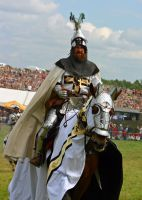 Teutonic Grand Master by MedievalCommunity