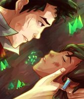 please wake up, korra.... by thelegendofzuko