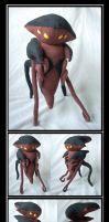 Plush Collector General by shadow-of-insanity
