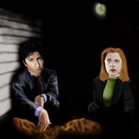 X-Files, first part by Sombrelys