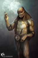 Real TMNT - Raphael by KENBARTHELMEY