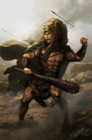 Hercules by RadicalPublishing