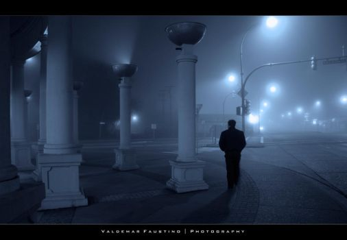 Midnight Blues by Val-Faustino