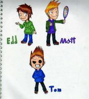 Eddsworld by Parangthebluefish