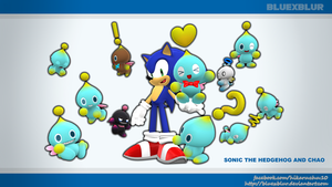 Chao-Mania by BluexBlur