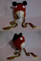 Mickey Mouse Hat by AbstractAttic