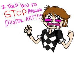Stop it! Again! by chanchimi