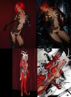 Witchblade photomagic by HoiHoiSan