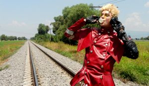 Vash I by alsquall