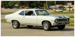 A Cool White Nova SS by TheMan268