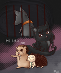 PoI fanart-010(animal art) #211 by EleanorRui