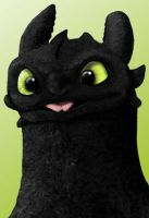 Toothless by hakoshin
