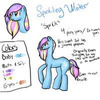 Adopted- Sparkling Winter by Born-Alive
