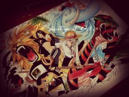 Preview-One Piece by pensierimorti