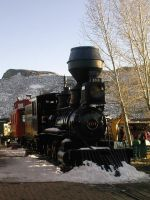 Old Lady of the Rockies - 7 by Sampug394