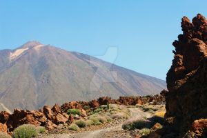 The Grand Teide by catnsmith